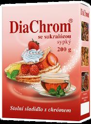 DiaChrom se sukralózou sypký - 200 g