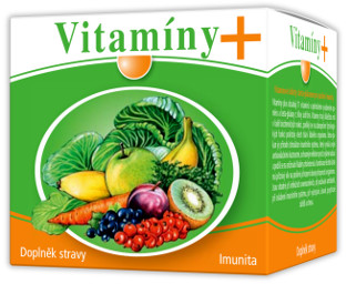 Vitamíny plus - 100 tbl