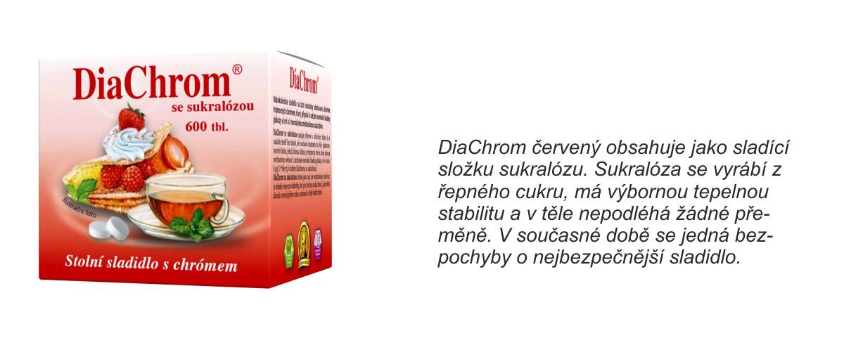 DiaChrom červený