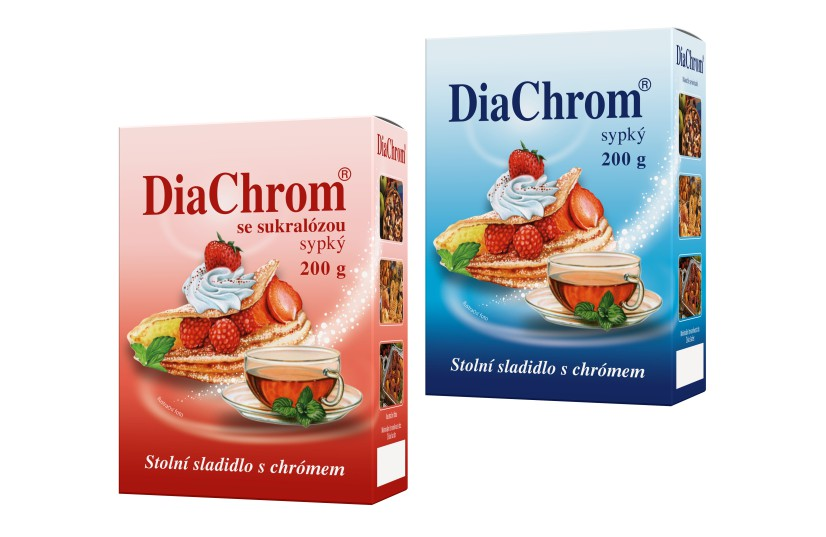 DiaChrom sypký