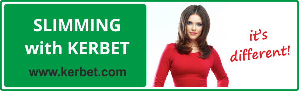 Slimming with Kerbet - it's different!