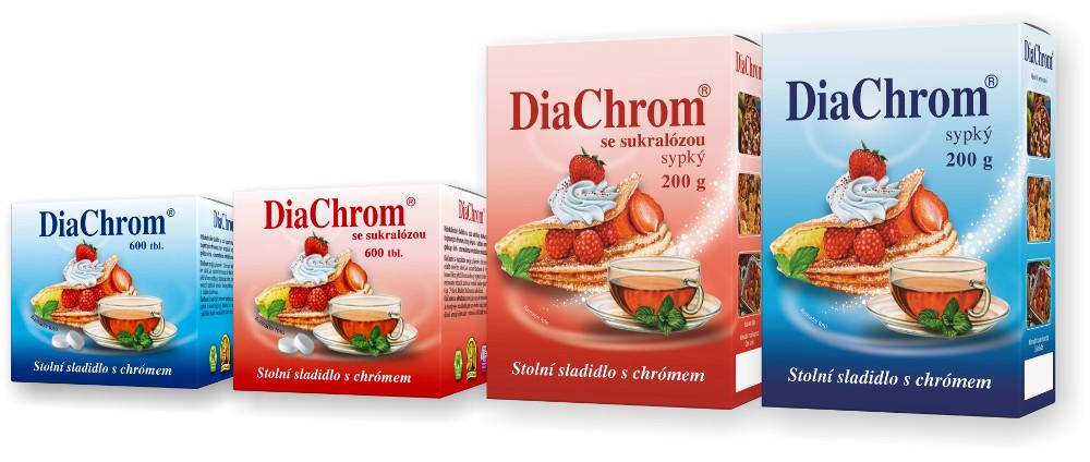 Sladidlo DiaChrom